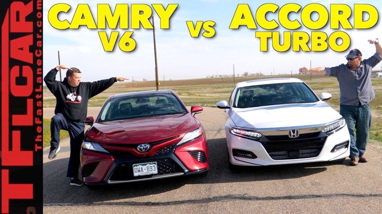All New Camry Vs Accord Harga Kijang Innova 2.4 V A/t Diesel Lux Best Seller Battle 2018 Honda Toyota Expert Buyer S Guide