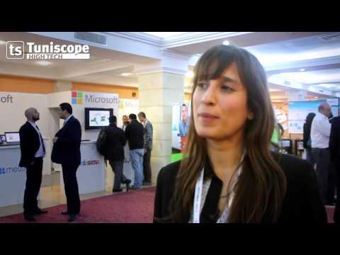 Interview de Alya Mahmoud - Microsoft innovation center Manager