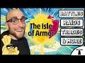 pokemon sword and shield isle of armor battles shiny raids max raids trades and giveaways