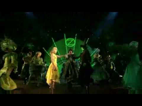 Wicked Theatre Trailer (London)
