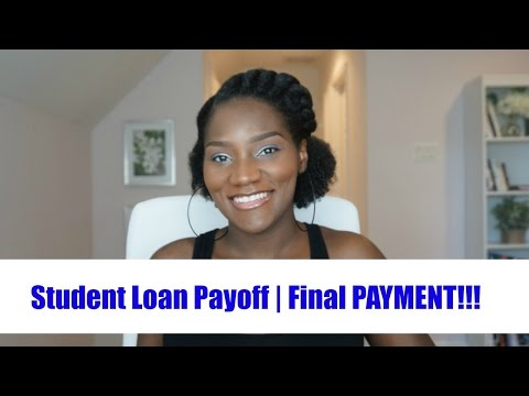 Paying of Student Loans| Over $90,000 of Debt | FINAL PAYMENT | Financial Freedom | FrugalChicLife