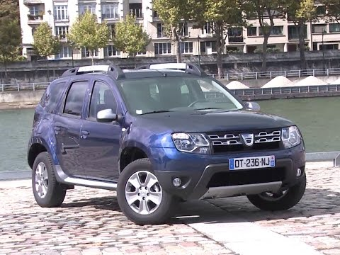 dacia duster vs citro n c4 cactus doovi. Black Bedroom Furniture Sets. Home Design Ideas