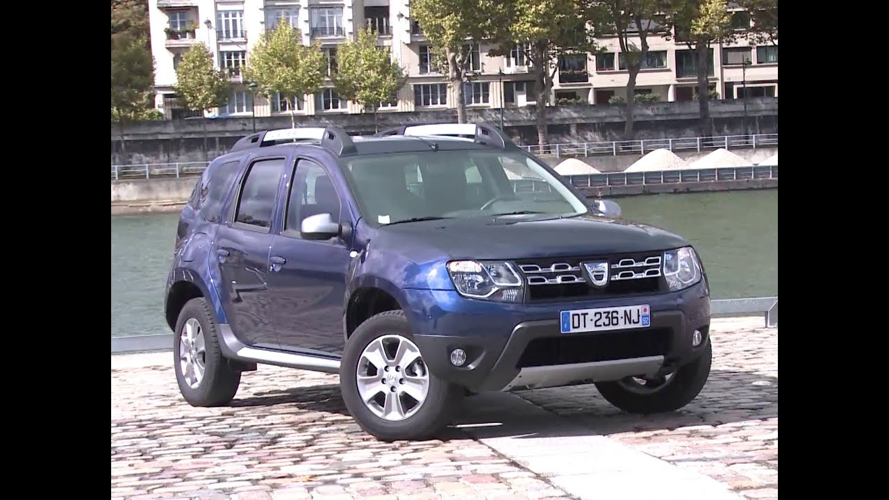 essai dacia duster 1 2 tce 125 4x4 s rie limit e 10 ans 2015 youtube. Black Bedroom Furniture Sets. Home Design Ideas