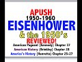 American Pageant Chapter 37 APUSH Review