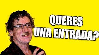 Charly García - Queres una entrada? Comprala, boludo!