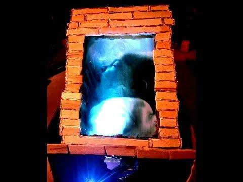How to make Easy Wooden Photo Frame..!! Popstick craft..!! DIY photo frame..!! Crafts love..!!