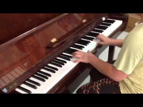 Practicing Yanni's Swept Away