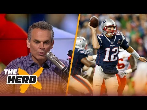 Colin Cowherd rips the New England Patriots for their Week 1 performance vs. the Chiefs | THE HERD