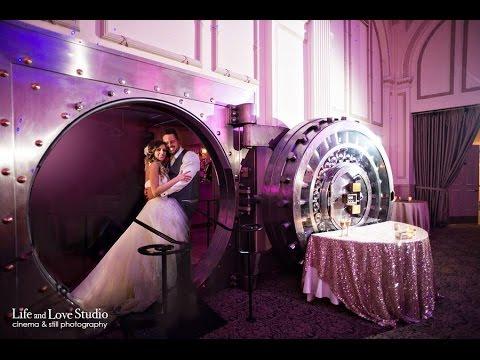 Danielle + Mike | Treasury on The Plaza | St. Augustine Wedding Venue
