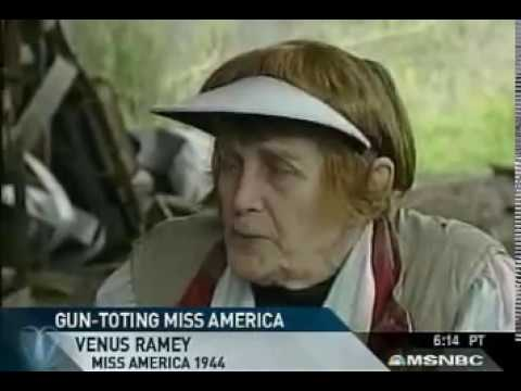 FLASHBACK: Armed Miss America Thwarts Thieves