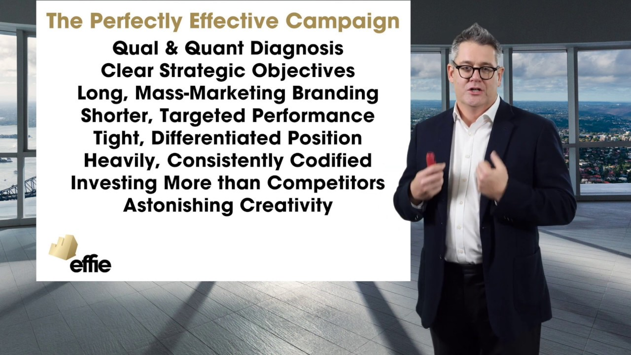Mark Ritson - 9 lessons about marketing effectiveness