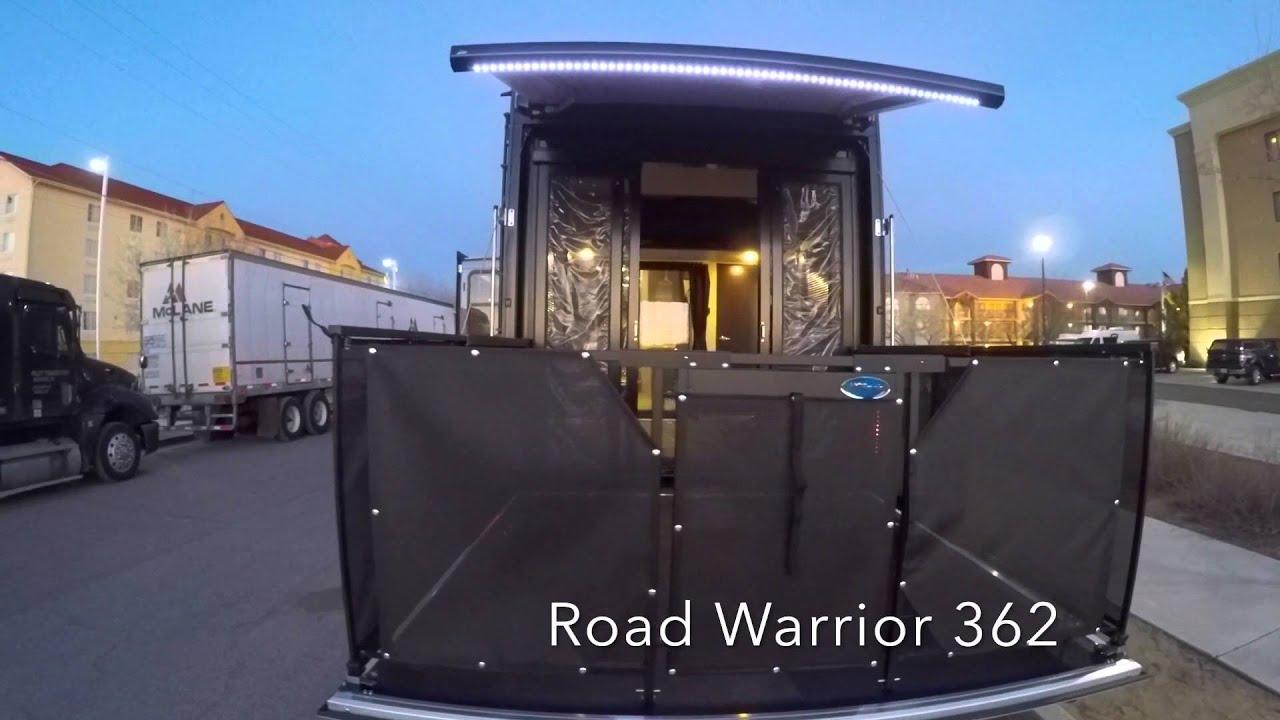 Road Warrior Rv >> Road Warrior 362 Slide in Slide by Heartland RV - YouTube