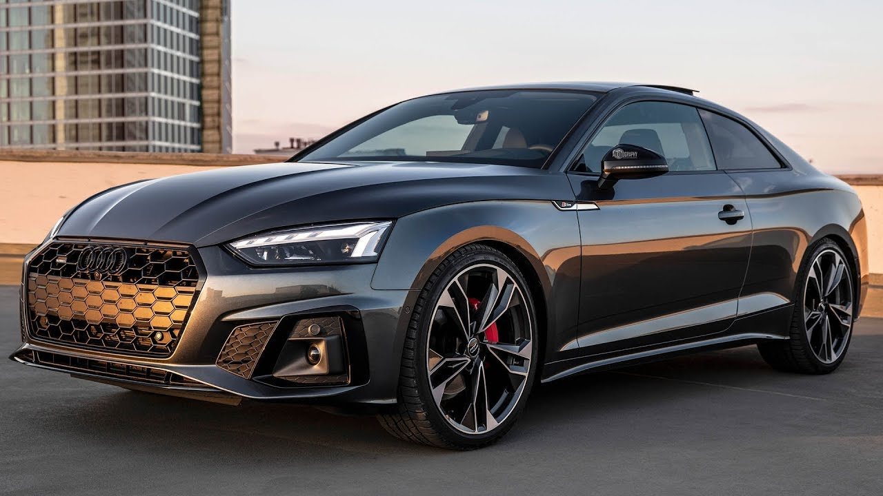 Finally 2021 Audi A5 Coupe Rs5 Looks Designers Went All Out On This One In Beautiful Details Youtube
