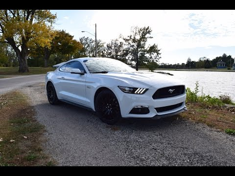 2015 Mustang GT Premium w/ Performance Pack Review