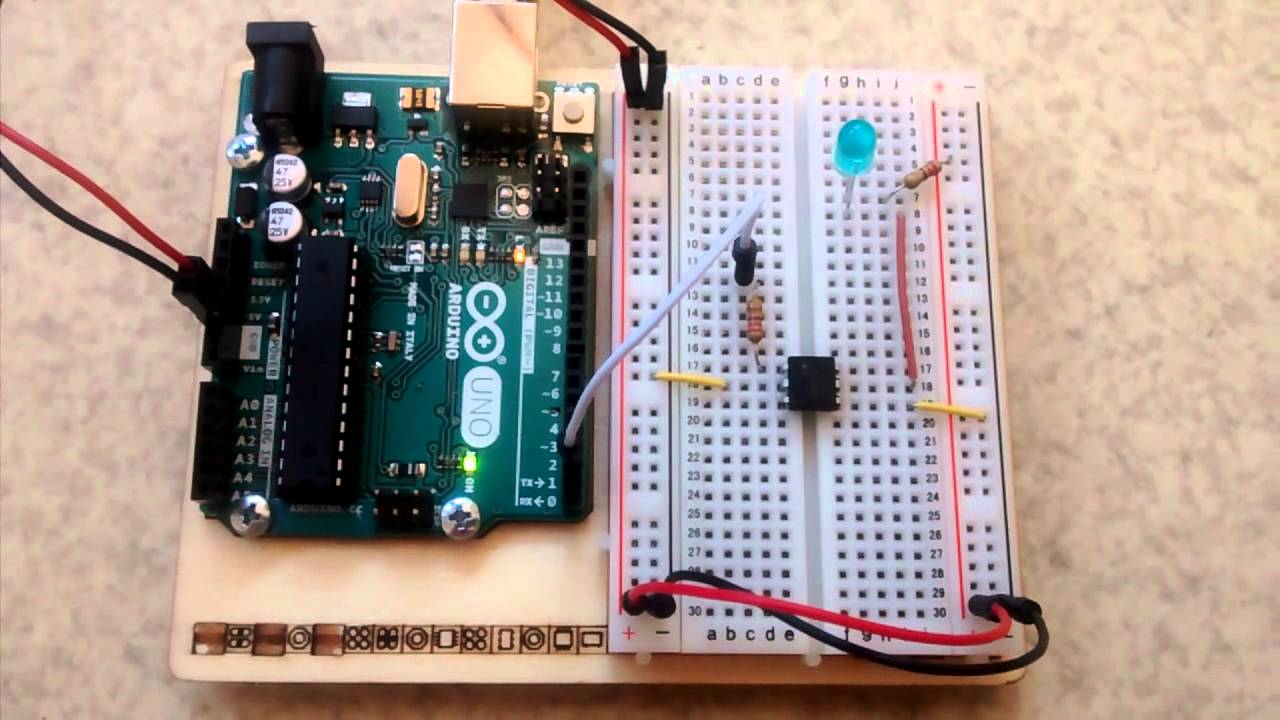 Project 15: Hacking Buttons – Programming in Arduino