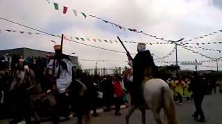 )2)حفل إفتتاح مهرجان الخيل تيارت  2013