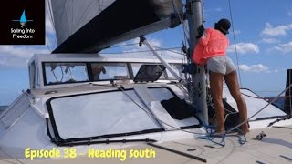 Gambar cover Sailing into Freedom   Episode 38 Plukky & the Italian girls are heading south