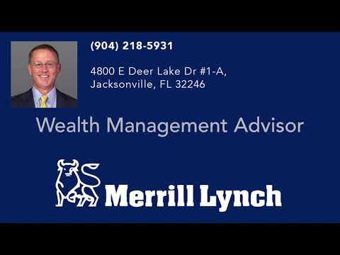 William Merriam | Merrill Lynch | Jacksonville, FL | #billmerriam