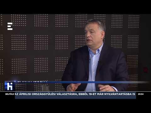Orbán Viktor: Nem engedhetjük át a bevándorlásról szóló döntéseket Brüsszelnek - ECHO TV