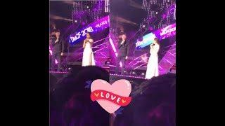 Mỹ Tâm đứng cùng Người Yêu trên sân khấu tại Hàn Quốc | Tâm Hak Couple