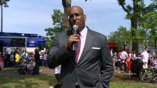 Candidate for District Attorney Of Kings County Mr. Abe George