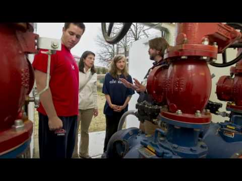 University of Mississippi School of Engineering Orientation Video