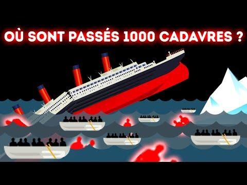 Le Mystère des Corps Disparus du Titanic