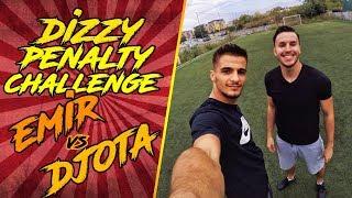 DIZZY PENALTY CHALLENGE w/ Emir Lapsus