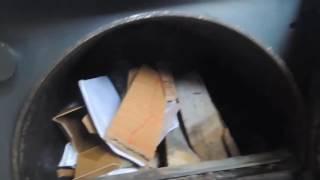 Пиролизный котел на твердом топливе АТМОС (Atmos DC). Чехия. Обзор характеристики и работа