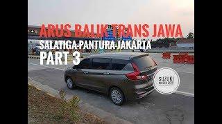 Video INFO ARUS BALIK Jawa Tengah-Pantura-Jakarta (Part 3)   Lebaran 2018 download MP3, 3GP, MP4, WEBM, AVI, FLV Agustus 2018