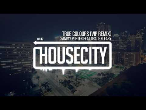 Sammy Porter - True Colours (feat Grace Fleary) [VIP Remix]
