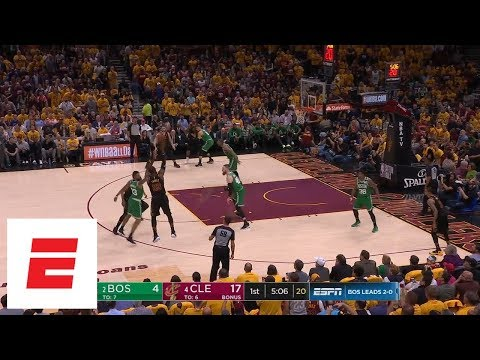 Best of the Cavaliers\' Game 3 blowout over the Celtics | ESPN