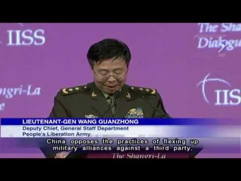 "China denounces US, Japan for ""provocative"" remarks - 01Jun2014"