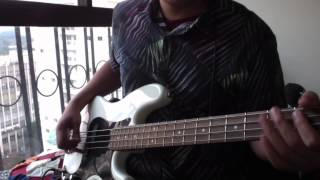 The Smiths 1984 - 03 Miserable Lie (BASS COVER)
