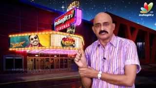 Maari Review | Kashyam With Bosskey | Dhanush, Kajal Aggarwal, Robo Shankar | Tamil Movie