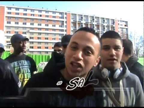Freestyle Rap 2011, Enfants Sauvages, Sah, Scenar Moscato (Otantika), Gangsta Rap et Lilou...