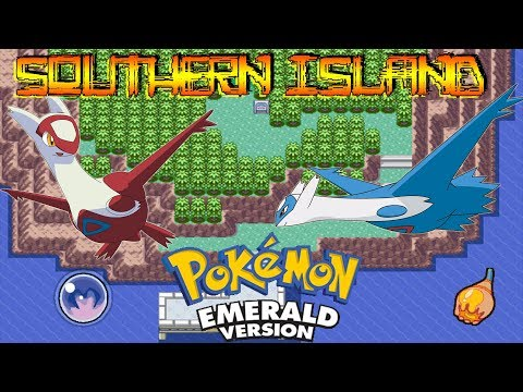 How To Unlock The Southern Island (Pomeg Data Corruption) [Glitch] | Pokémon Emerald
