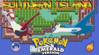 How to unlock the Southern Island (Pomeg Data Corruption) [Glitch] | Pokémon Emerald