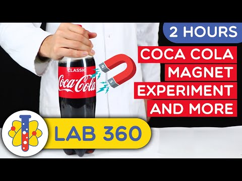 2 Hours of Nonstop Amazing Science Experiments for Home, Sch