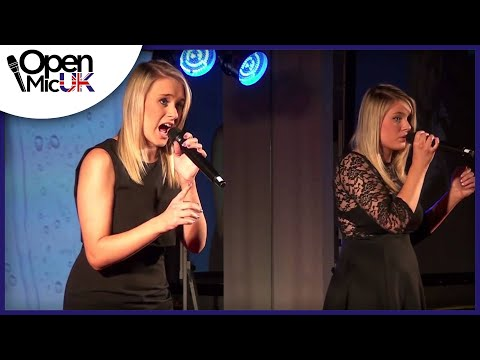 CLOWN - EMELI SANDE performed by FAITH at Open Mic UK singing competition