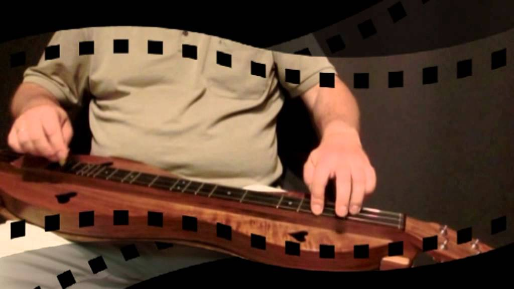 Take Me Home Country Roads Mountain Dulcimer In Dad Youtube