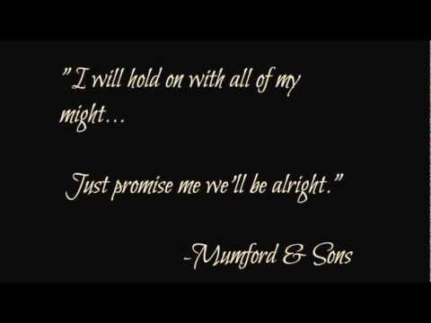 Ghosts That We Knew -   Mumford and Sons (album version)