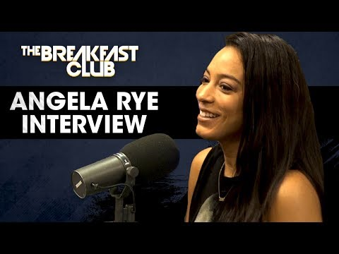 Angela Rye Discusses Her New Podcast For The Woke And 'Sophistiratchet'