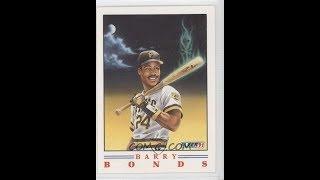 Barry Bonds – The Home Run King!!!!! (pt. 1)