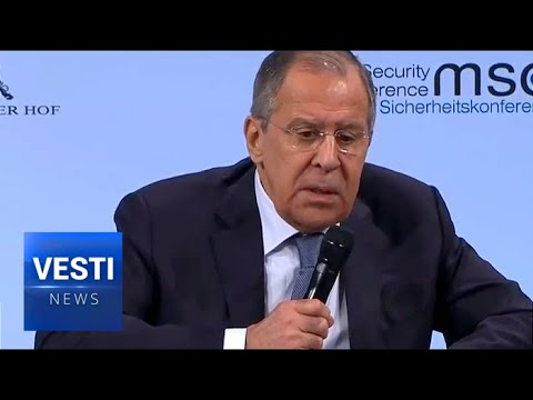 Lavrov Visits Munich to Watch NATO Allies Squabble Amongst Themselves Over Syria