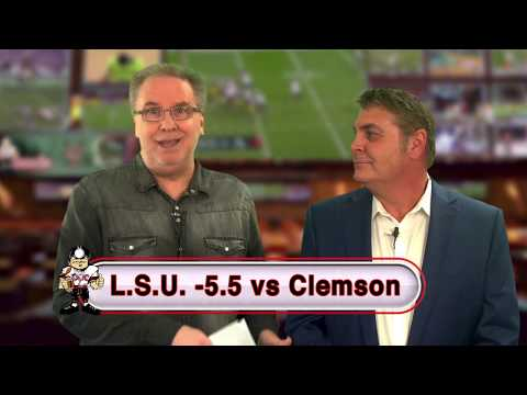 LSU Vs Clemson College Football Pick, Tips And Prediction 1/13/20 National Championship Betting