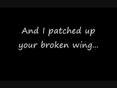 Angel Flying Too Close To The Ground (Willie Nelson) w/ lyrics