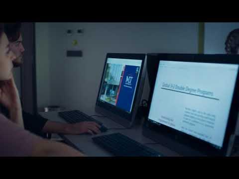 MEF Üniversitesi - 2018 Tanıtım Filmi (11 sn)