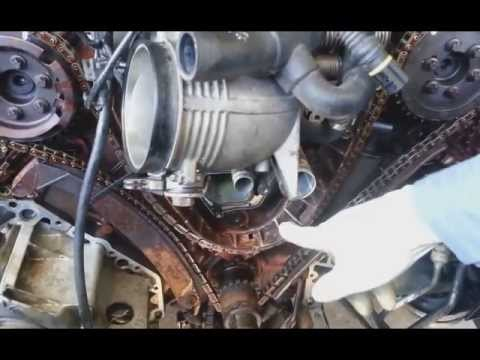 Militos Mobil BMW 740 Oil Timing Chain Guide Auto Repair Chicago