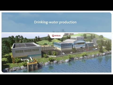Drinking water production | Veolia